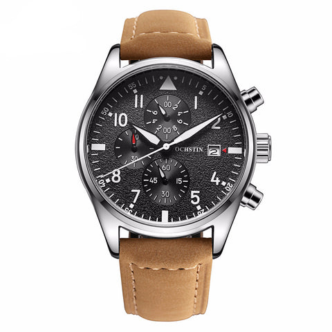 Chronograph Pilot Watch