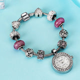 Beaded Bracelet Watch