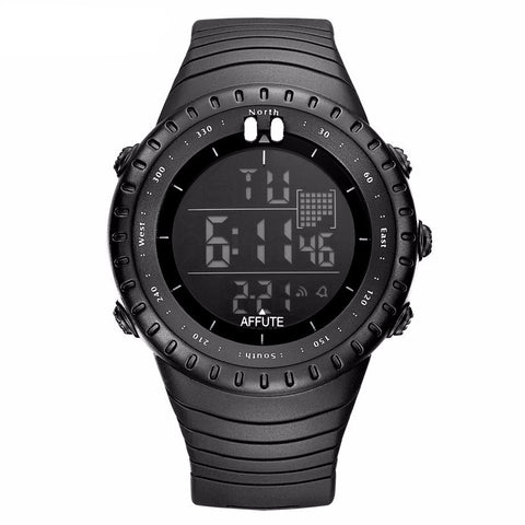 50M Waterproof Sport Watch