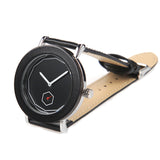 White Wood Ladies Watch