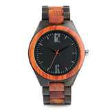 Two Tone Wooden Watch