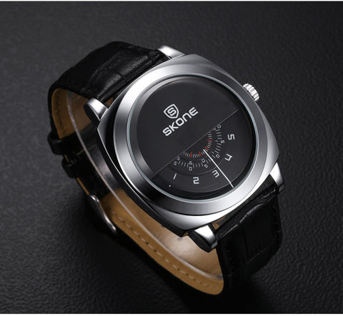 Futuristic Black Watch