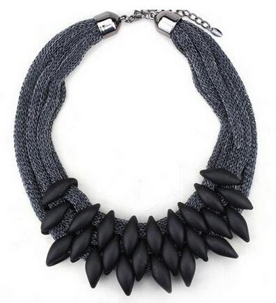 Bib Choker Necklace