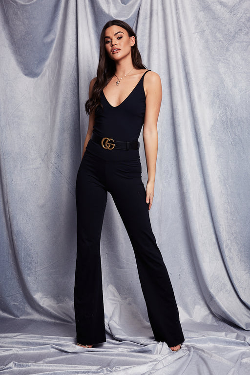 Stanley Jumpsuit | Black