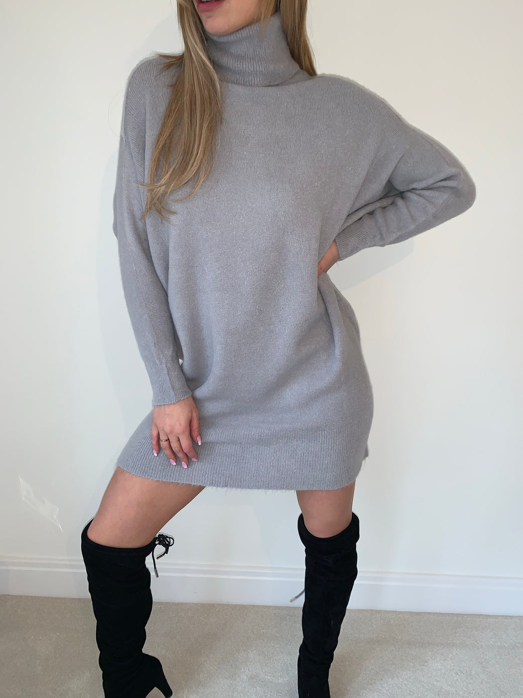 Martha Jumper Dress