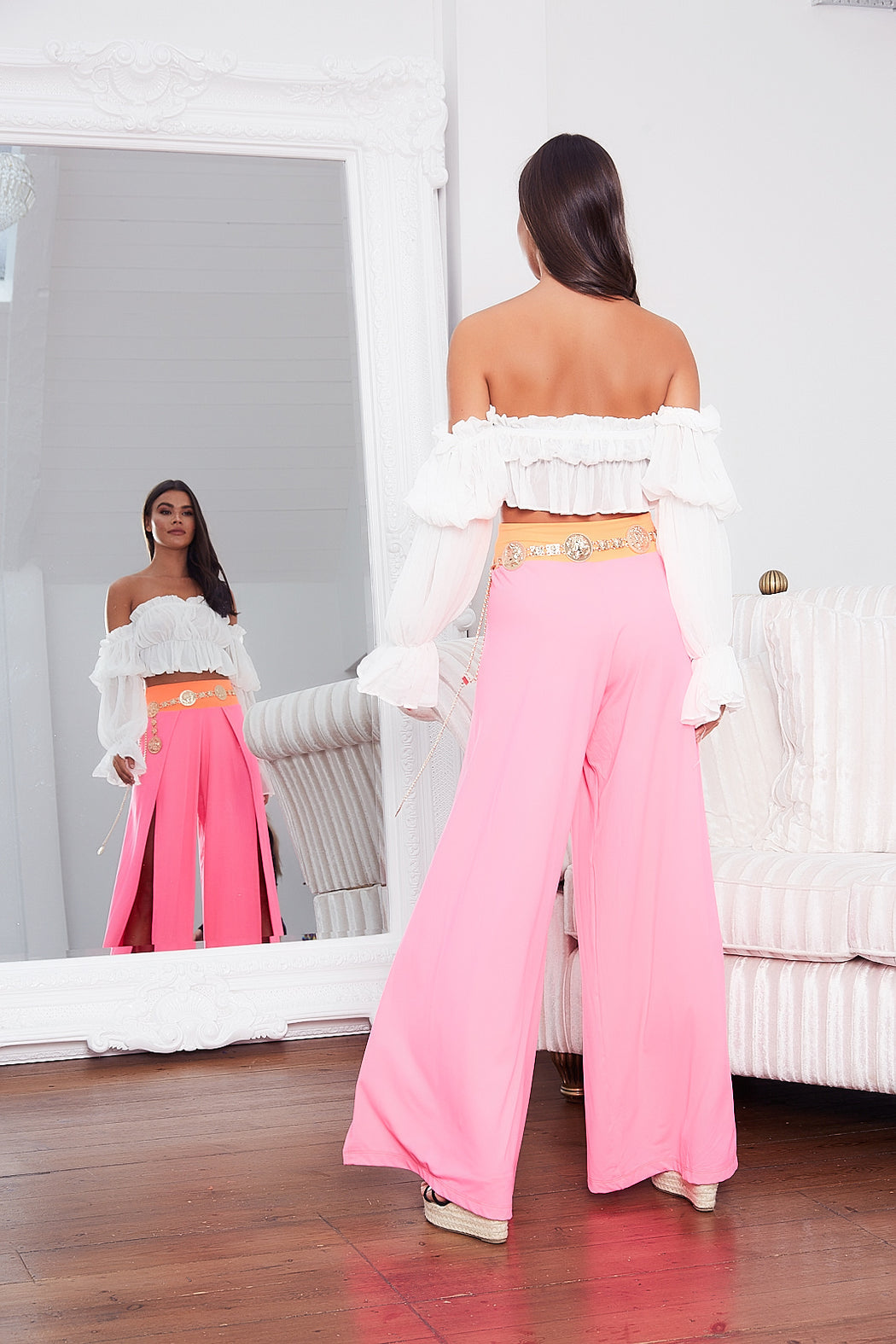 Scout Set Trousers | Neon Mix