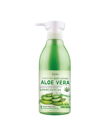 Aloe Vera Soothing Body lotion