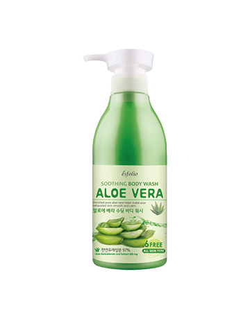 Aloe Vera Soothing Body Wash