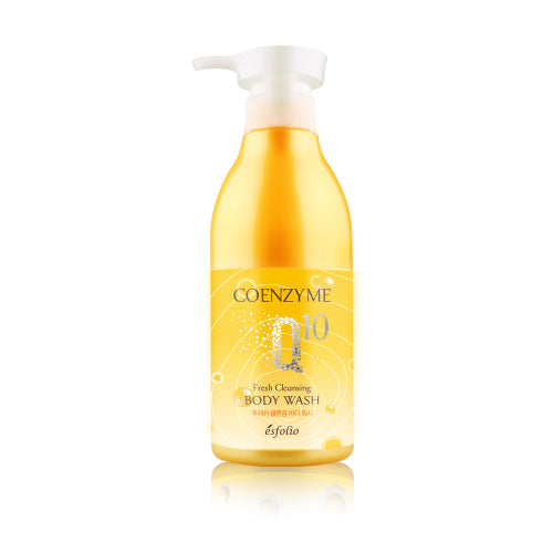 Coenzyme Q10 Fresh Cleansing Body Wash