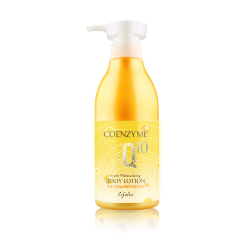Coenzyme Q10 Fresh Moisturizing Body Lotion
