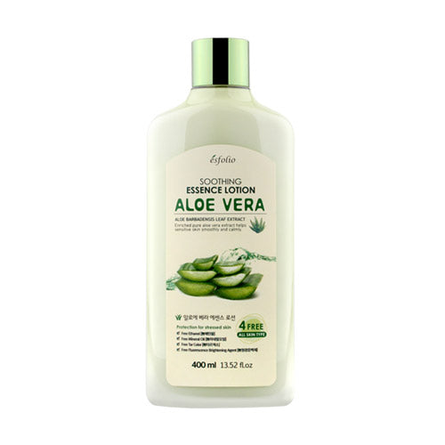 Aloe Vera Soothing Essence Lotion