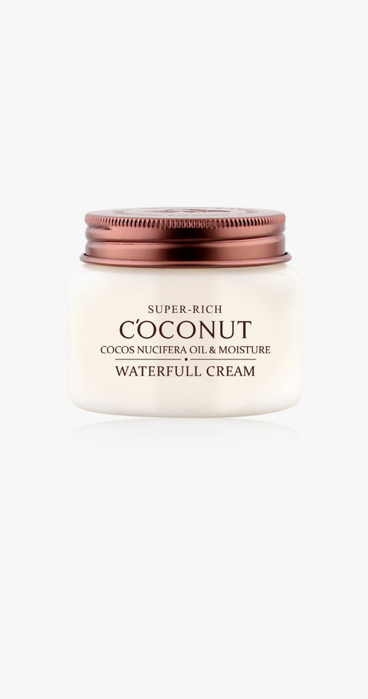 Super Rich Coconut Waterfull Cream