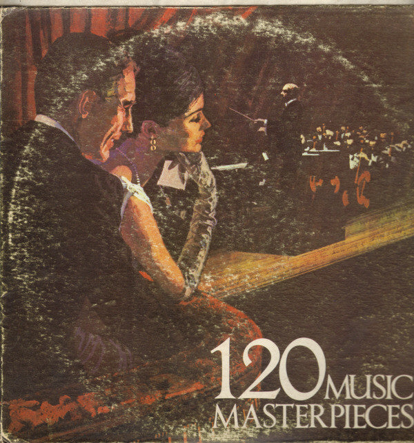 Various ‎– 120 Music Masterpieces  2LP