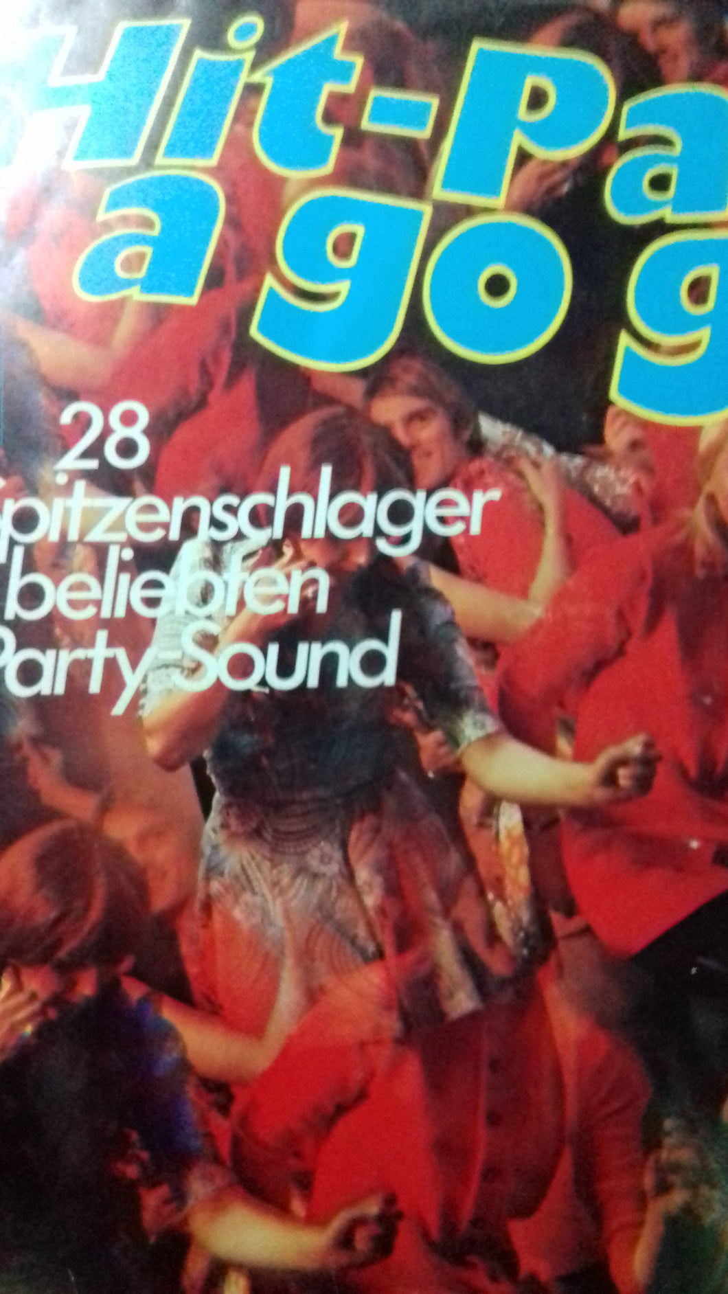 Orchester George Conway ‎– Hit-Party a GO GO