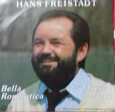 Hans Freistadt ‎– Bella Romantica (vinyl single)