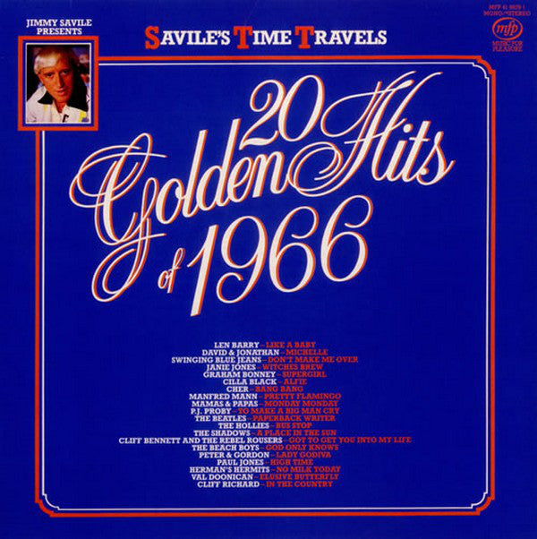 20 Golden Hits Of 1966