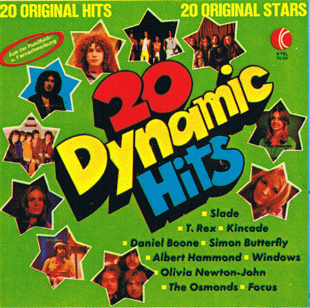 Various ‎– 20 Dynamic Hits