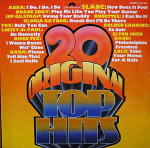 Various ‎– 20 Original Top Hits