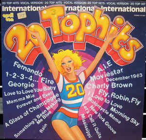Various ‎– 20 Top Hits International