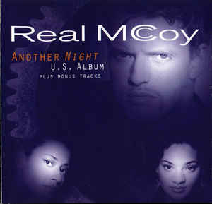 Real McCoy ‎– Another Night (U.S. Album) (272)