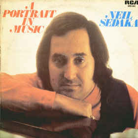 Neil Sedaka ‎– A Portrait In Music