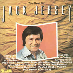 Jack Jersey ‎– The Best Of Jack Jersey