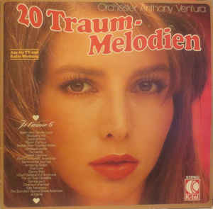 Orchester Anthony Ventura ‎– 20 Traum-Melodien (Je T'Aime 6)