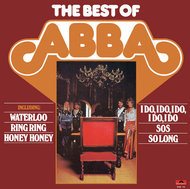 ABBA ‎– The Best Of ABBA