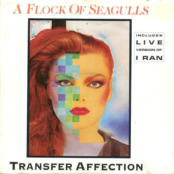 A Flock Of Seagulls ‎– Transfer Affection