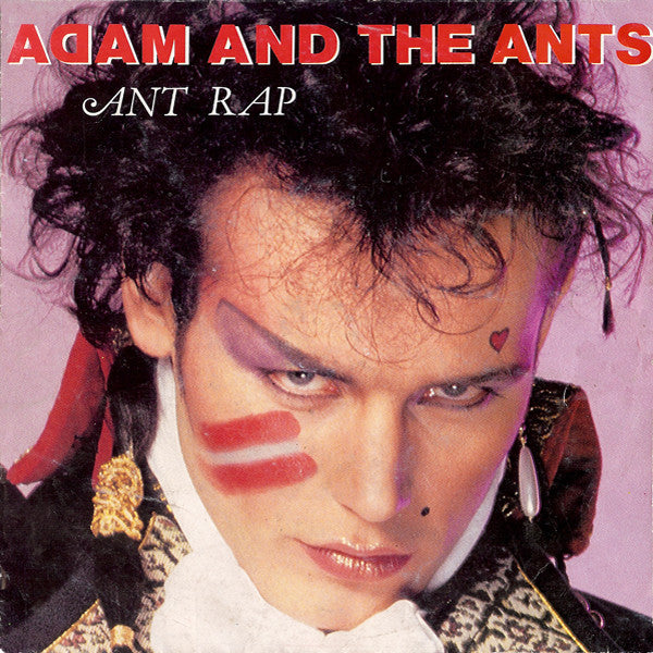 Adam And The Ants ‎– Ant Rap