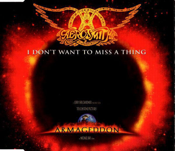 Aerosmith ‎– I Don't Want To Miss A Thing (023)