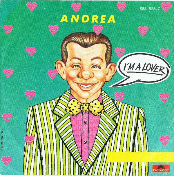 Andrea (4) ‎– I'm A Lover