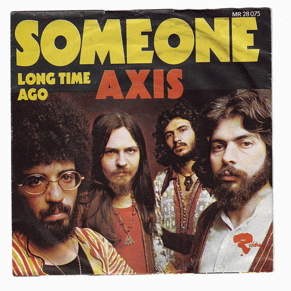 Axis (14) ‎– Someone