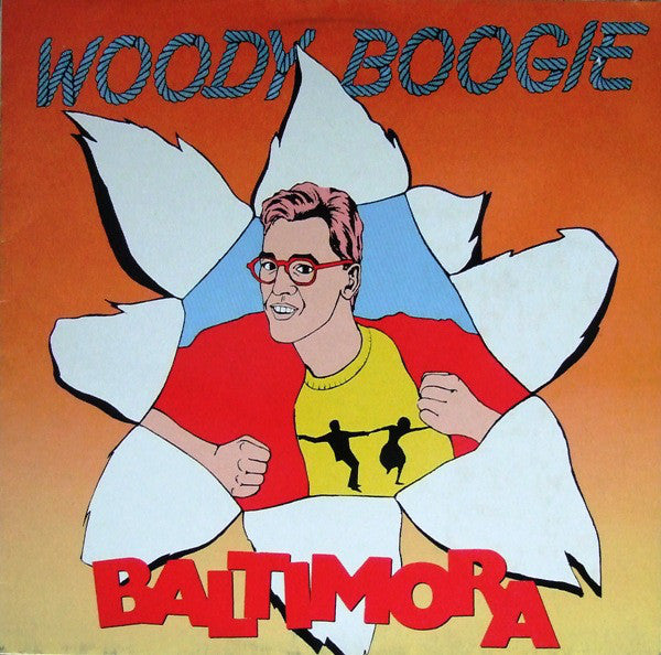 Baltimora ‎– Woody Boogie