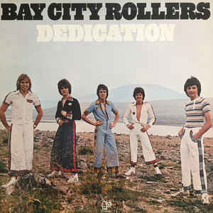 Bay City Rollers ‎– Dedication