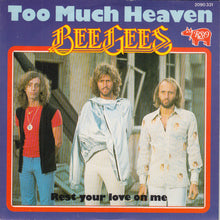 Bee Gees ‎– Too Much Heaven / Rest Your Love On Me