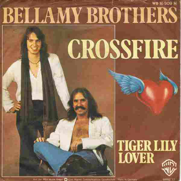 Bellamy Brothers ‎– Crossfire