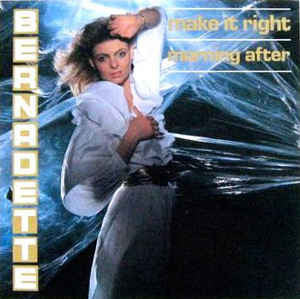 Bernadette (2) ‎– Make It Right
