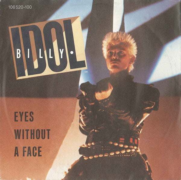 Billy Idol ‎– Eyes Without A Face