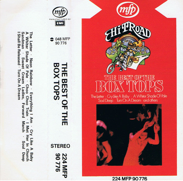 Box Tops ‎– The Best Of The Box Tops