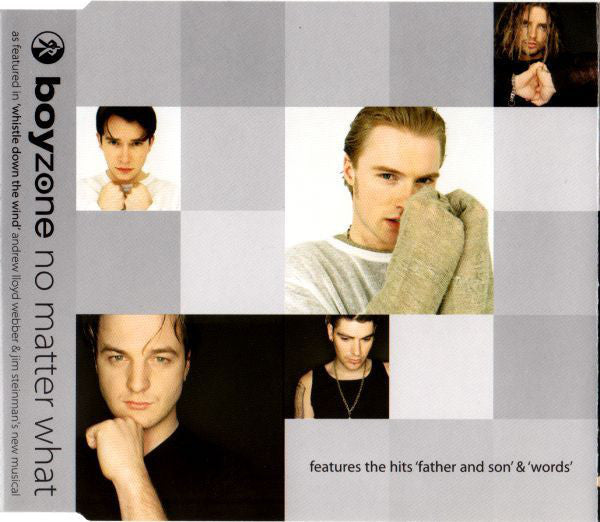 Boyzone ‎– No Matter What (025)