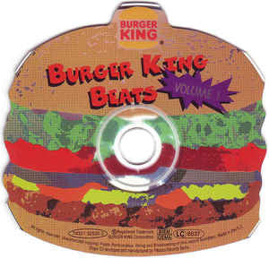 Burger King Beats - Volume I (043)