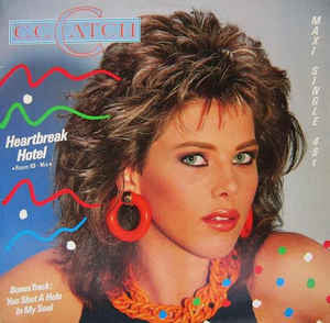 C.C. Catch ‎– Heartbreak Hotel ·Room 69 - Mix·