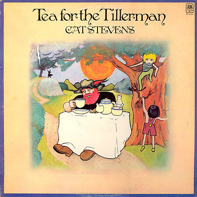 Cat Stevens ‎– Tea For The Tillerman