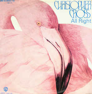 Christopher Cross ‎– All Right