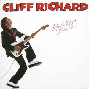 Cliff Richard ‎– Rock'n Roll Juvenile