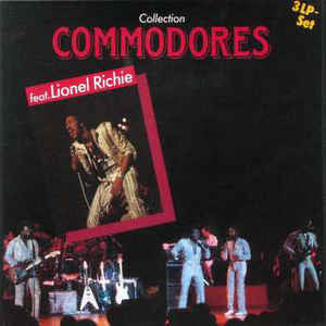 Commodores Feat. Lionel Richie ‎– Collection