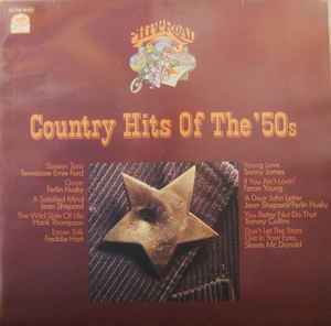 Country Hits Of The `50s