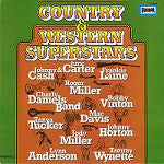 Country & Western Superstars