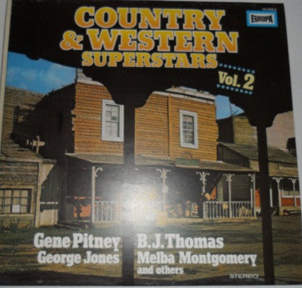 Country & Western Superstars Vol. 2